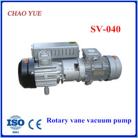 SV040 rotary vane vacuum pump for water vacuum pump
