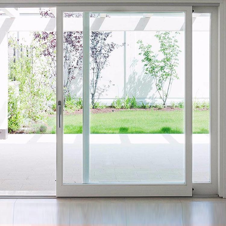 Economic Grill Design Pvc Sliding Glass Doorfrench Upvc Sliding