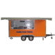 Towable food concession trailer China food trailer for sale