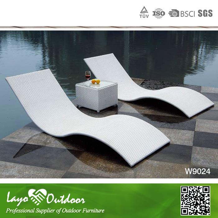 Approval Overseas Factory audit waterproof chaise lounge chairs outdoors made in China