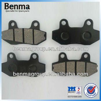 Factory Selling Origional Motorcycle Brake pad