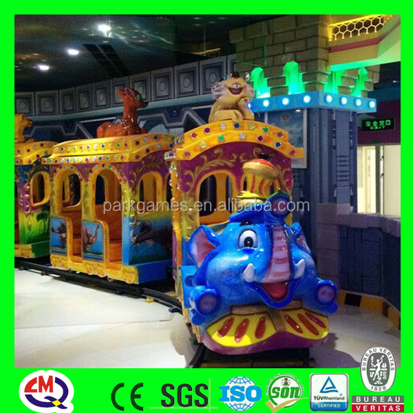 family game rides travel road train elephant train