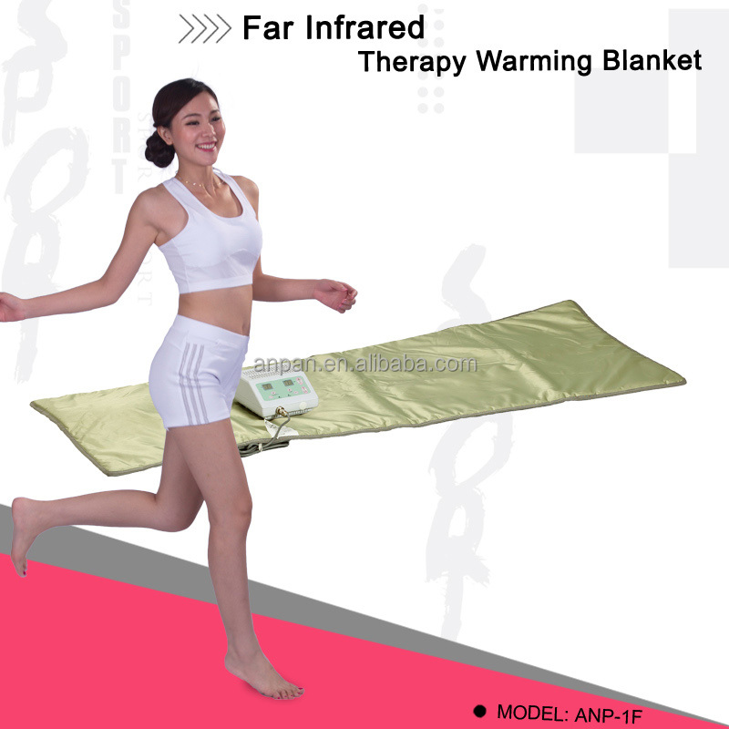 electric thermal blanketANP-56F FIR Medical Heating Blanket sauna thermal blanket slimming blanket
