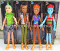 New Fashion Dolls 4style quality Toy Gift for Children Classic Toys for monster dolls