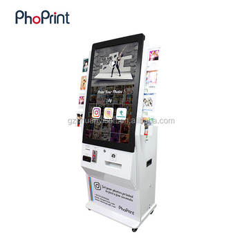 Photobooth Self Service Kiosk Photo Booth Coin Vending Machine Sales - Buy  Vending Photo Booth,Free Standing Photo Booth,Instant Photo Kiosk Product