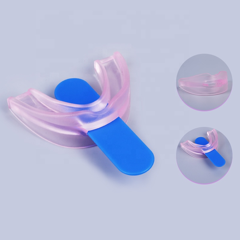 Anti Snore Mouthpiece Sleep Apnea Mouthguard Sleeping Aid Device, High transparent;any color is available