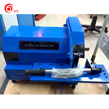 New product pass SGS digital rubber hydraulic hose cutting machine tool wholesale price