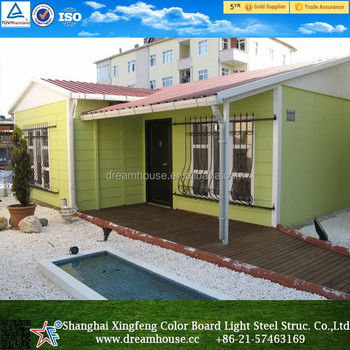 Prefabricated Modular Homes Cabin/prefab House Plans House In Puerto ...