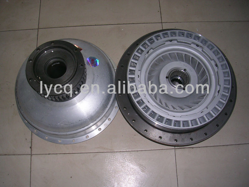 SDLG958 wheel loader hydraulic torque converter for gearbox spare parts
