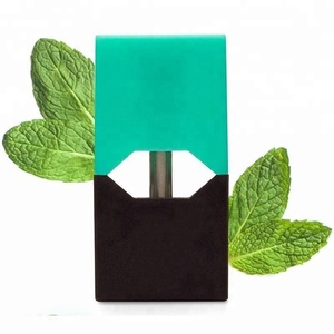Hottest Selling Electronic Cigarette Vape Pod Mint Flavor Oil Cartridge