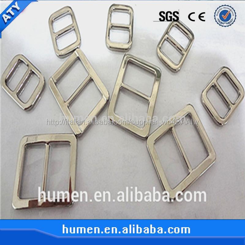 il più grande sconto godere del prezzo di liquidazione eccezionale gamma di stili In metallo tri- scivolare fibbie per cinture-Accessori e ...