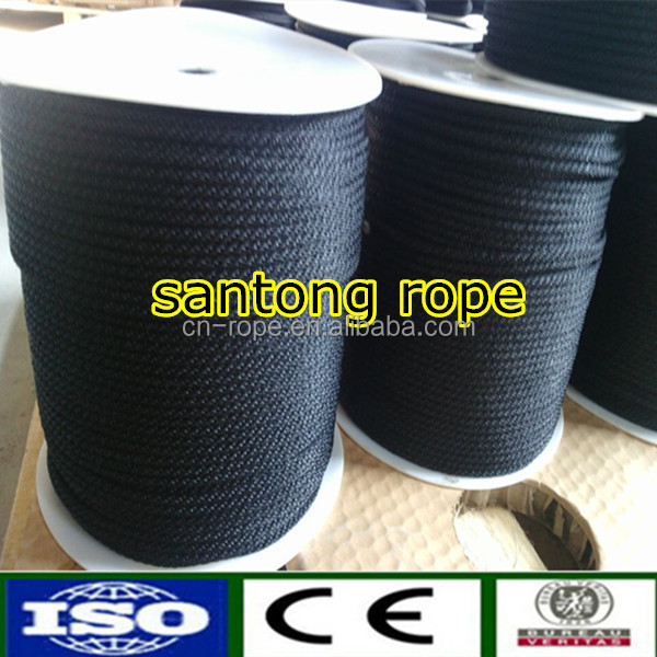 Solid Braided PP Package Rope For Sale