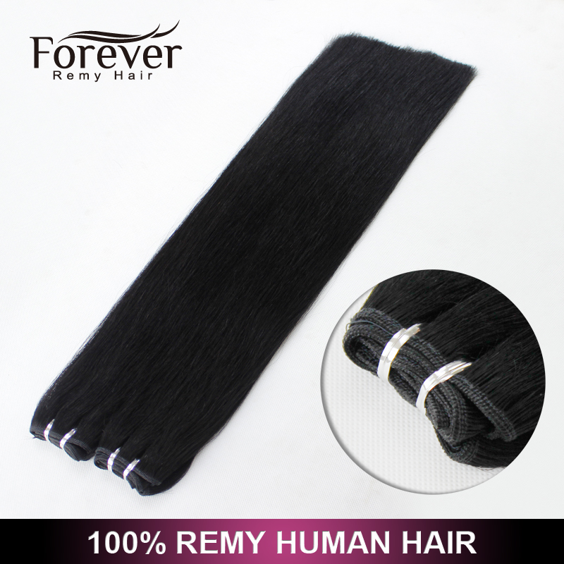 Xuchang Forever Full Cuticle Indian Hair Remy Virgin White Girl Hair Extension