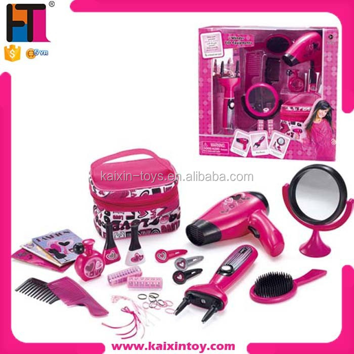 Battery Operated Girls Hair Beauty Set Girls Toys For Christmas ...