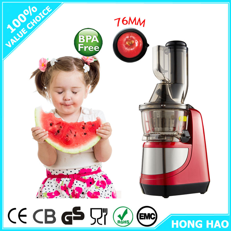 Professional juice extractor , latest Hurom slow juicer, stainless steel coway juicepresso