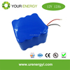 lithium battery pack 12v 12ah lifepo4 2000 times deep cycle rechargeable for solar tree lights