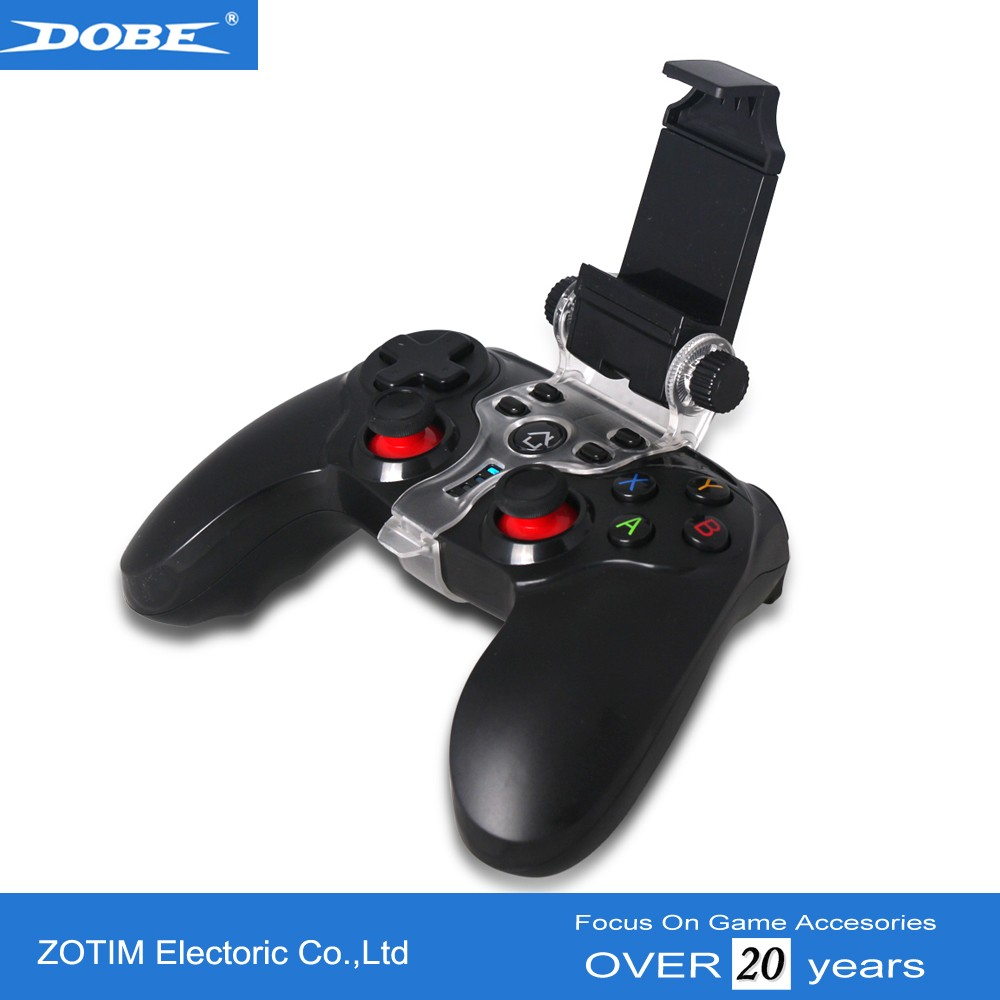 Dobe Ti 800 Bluetooth Gamepad For Android Ios Pc Mobile Phone Hp Dan Resetting Way Insert A Thin Material Into The Reset Hole At Back Of This Product It Will