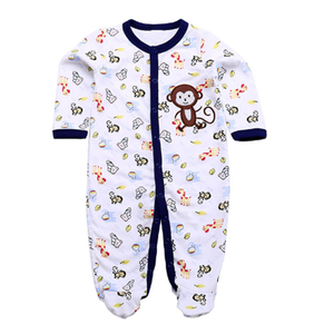 2016 fashion rompers 100% Cotton Long sleeve newborn baby clothes