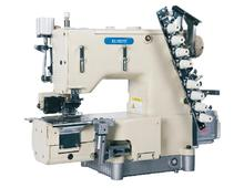 1104PRD-<span class=keywords><strong>D</strong></span>-Y Direct Drive Taille Banding Machine Met Naaldtransport En Overslaan Stitch