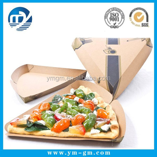Triangulo caja de pizza embalaje imprenta al por mayor for Triangle wholesale printing