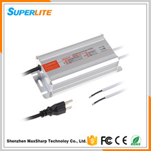 DC 12V 60W IP67 Waterproof Electronic LED Driver,Outdoor Lighting Equipment Dedicated Power Supply Transformers