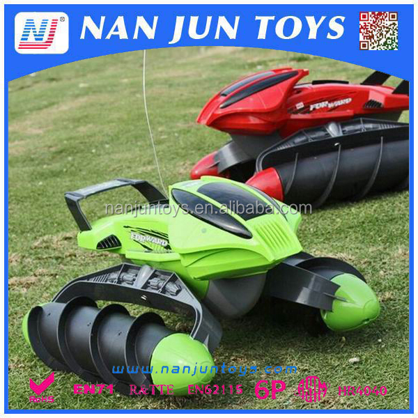 2016 hot sale manufactory tank toy rc amphibious tank remote control for wholesale.