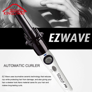 New fashion beauty product professional magic empress hair curler empress curling iron