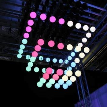 Kinetic Led Lifting Ball Light Stage Lighting Product On Alibaba