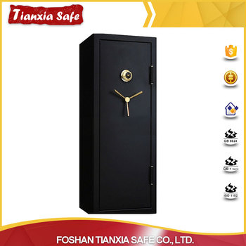 Gun Security Cabinet >> Low Price Mechanical Combination Lock Long Gun Safe Box Rifle