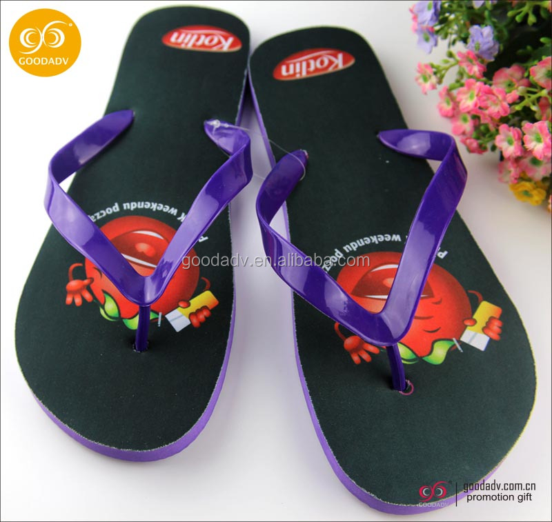 2017 New design casual eva slippers fashion men slippers