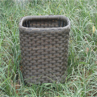 Cheap bathroom use samll rattan basket