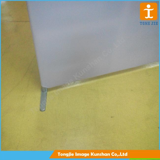 Aangepaste print modulaire aluminium beurs stands weer te for Stand modulaire aluminium