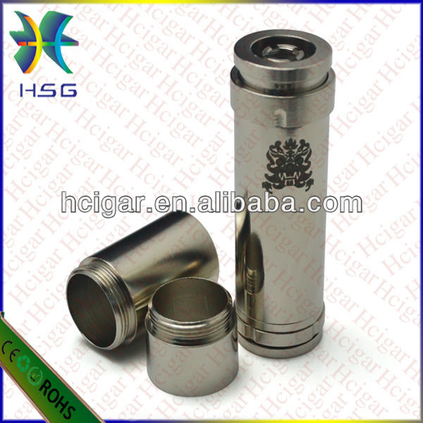 HOT!!!Unique design stainless steel chi you mod vw cigarette kmax vamo v3 kts mod bagua mod nzonic v3 with trident tank
