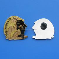 Ohio Region tourist souvenir lapel pin