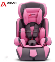 2016 High Quality Safety Baby Car Seat/car seat boosters Manufacturers For (Group1+2+3) 9 months ~ 12 years old