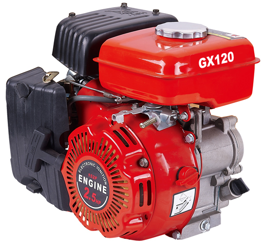 Factory price 87 cc displacement 4-stroke air-cooled gasoline engine 154F 2.5HP power engine