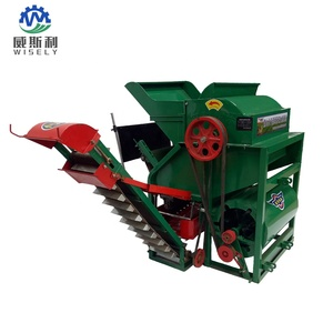 Modern peanut picker agricultural equipment