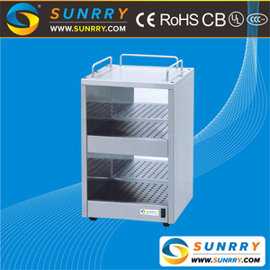 Commercial High Quality Stainless Steel Restaurant Electric Plate Warmer