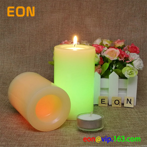 C701 35 Pillar Colorful Real Fire Magical Happy Birthday Candles
