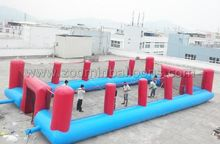 Low price inflatable playground for balls Z5040