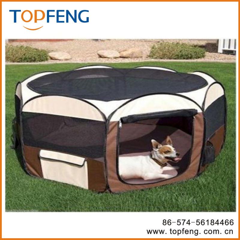 Portable Pop Up Pet Playpen/dog Cat Puppy Play Pen / Portable Pet Play