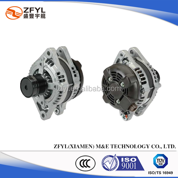 Hot sale denso car alternator with lower price