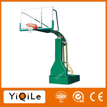 Easily Movable basketball stress ball with stand with adjustable basketball hoop for student