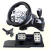 multi-platform gaming racing wheel for PC (Direct-X & X-input) /PS3 /XBOX 360 /XBOX ONE