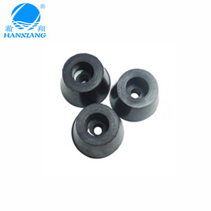 High Quality round rubber feet/ crutch rubber/ rubber feet for equipment
