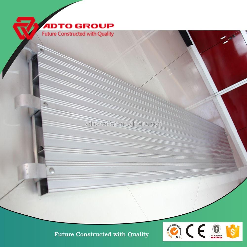 Aluminum Scaffold Product : Aluminum scaffold plank buy scaffolding