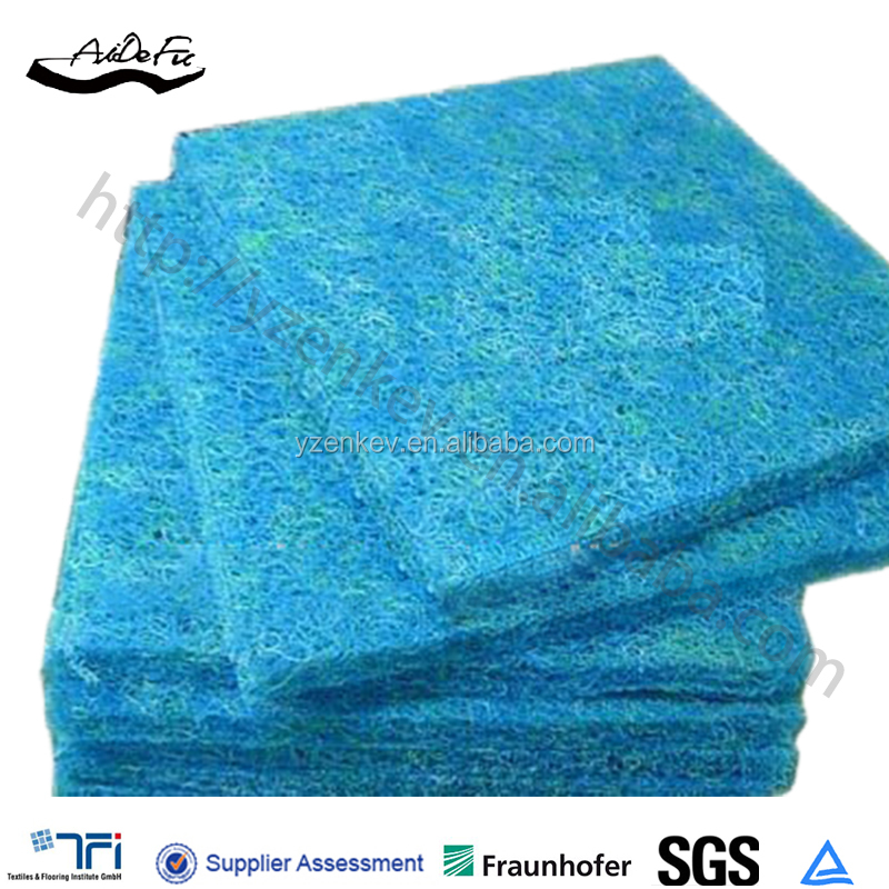 Popular High Quality Aquarium Pond filter mat