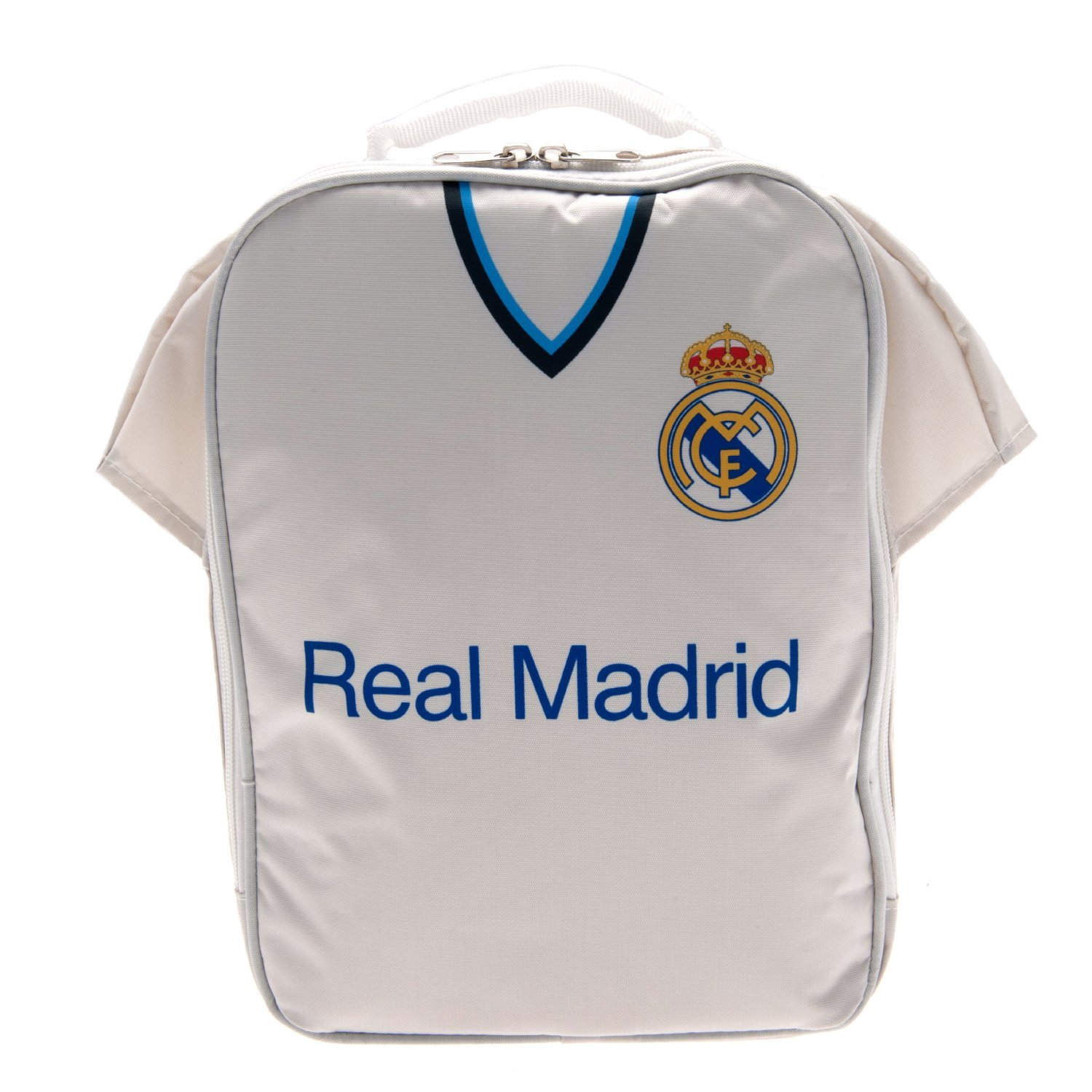 b1d044f7c Get Quotations · Real Madrid Kit Lunch Bag