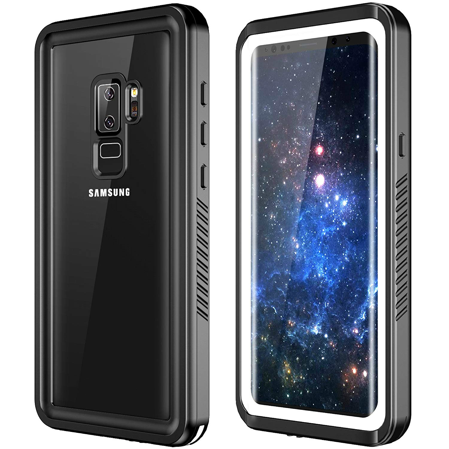 huge discount f3b59 2ce98 For Samsung Galaxy S9 Plus Waterproof Case 2018 Amazon New Arrival Ip68  Waterproof Shockproof Phone Case For Samsung S9 Plus - Buy For Samsung S9  Plus ...