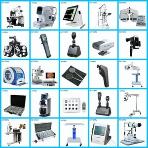 Brain Surgery Microscope Ophthalmoscope Otoscope With Adjusted Lcd Screen Autoclavable Instrument Tray